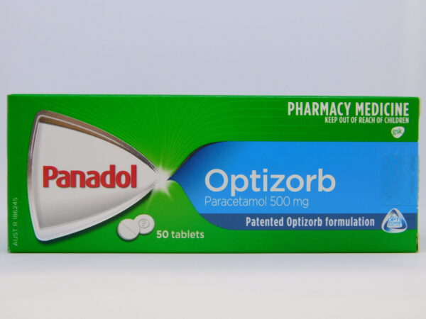 Panadol Optisorb Tablets 50