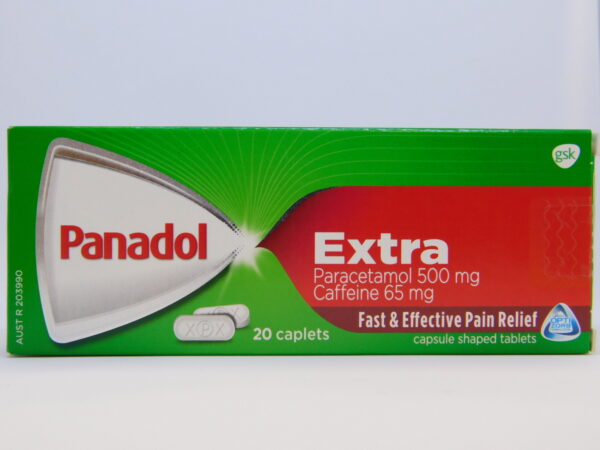 Panadol Extra Caplets 20