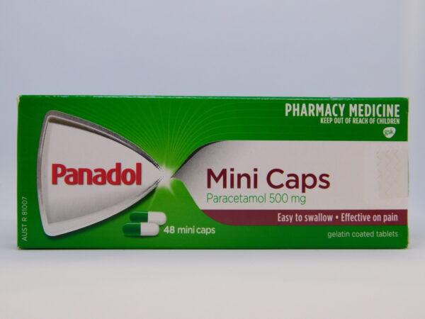 Panadol Minicaps 48