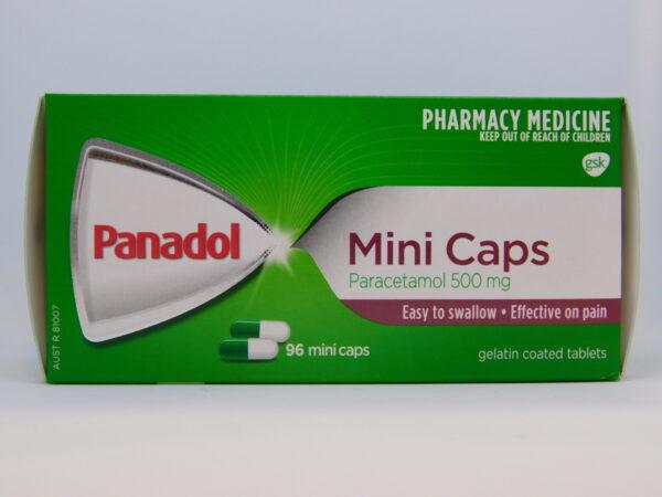 Panadol Minicaps 96
