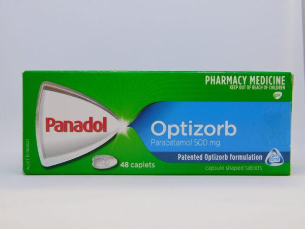 Panadol Optisorb Caplets 48