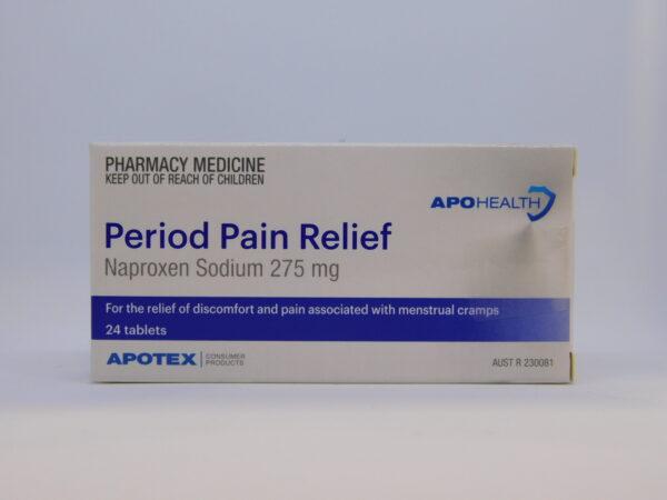 Period Pain Relief APO 24