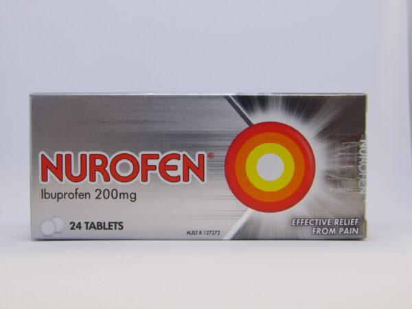 Nurofen Tablets 24