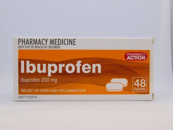 Ibuprofen PA Tablets 48