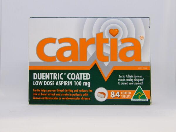 Cartia EC Tablets 84