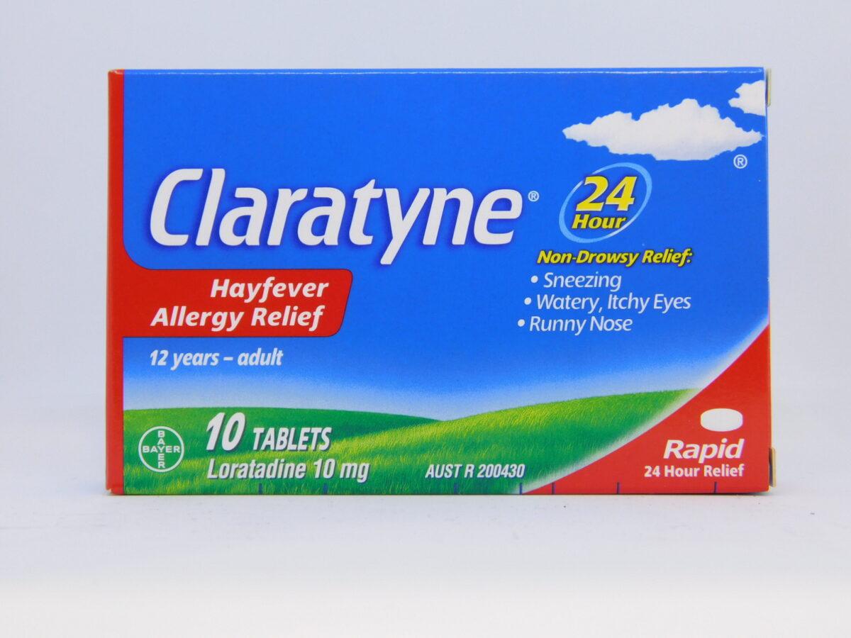 Claratyne Tablets 10