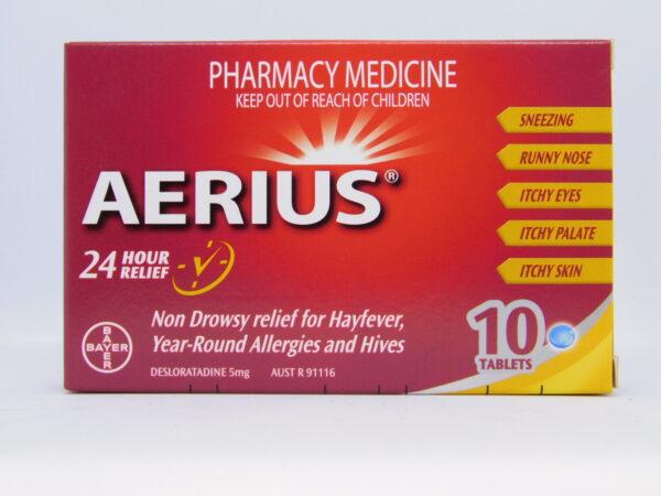 Aerius Tablets 10