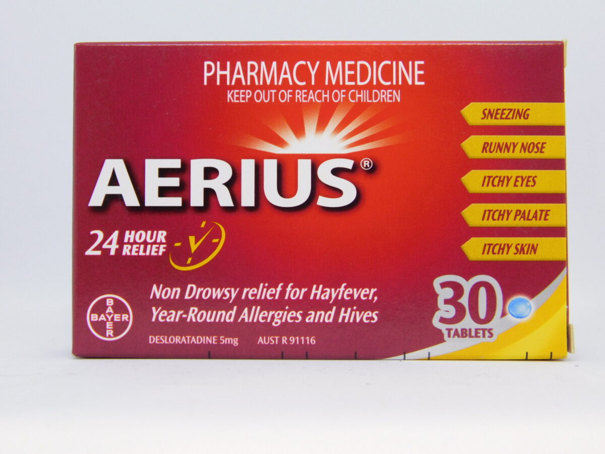 Aerius Tablets 30