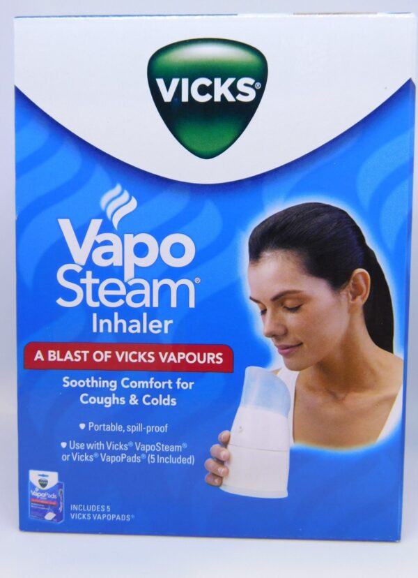 Vicks VapoSteam Inhaler