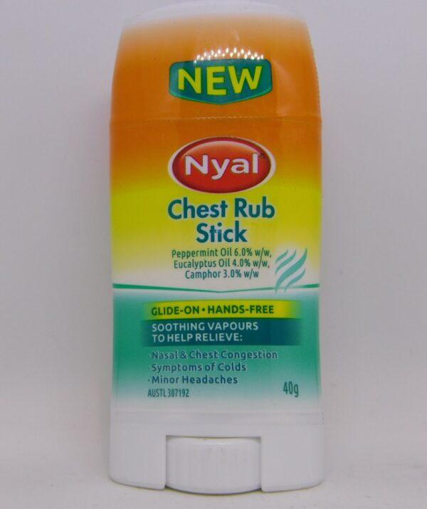 Nyal Chest Rub Stick