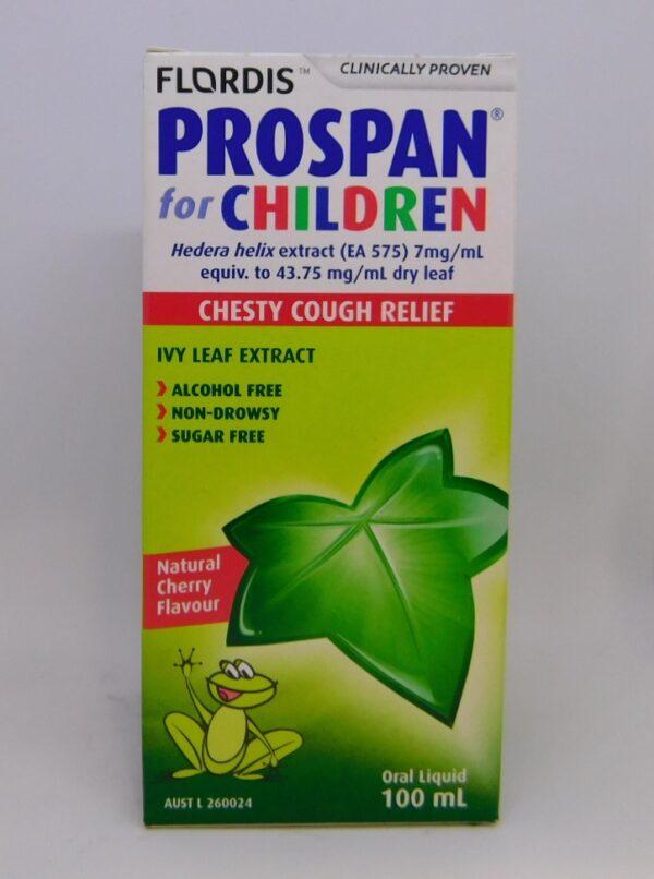 Prospan Children Chesty Cough Relief 100mL