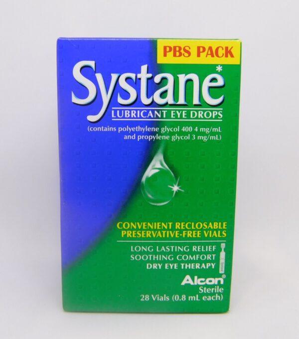 Systane Vials 28 x 0.8ml