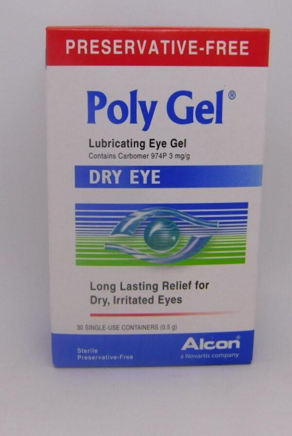 Poly Gel 30 x 0.5g